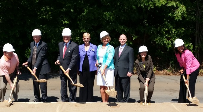 Groundbreaking on new Behavioral Health Crisis Center in Cobb
