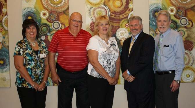 Senate health and human services chair tours South Georgia behavioral health providers
