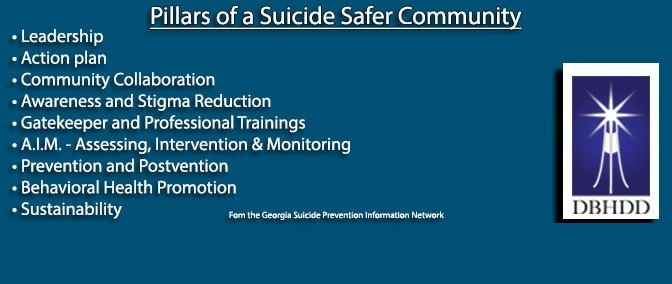 Suicide prevention is everyone's business