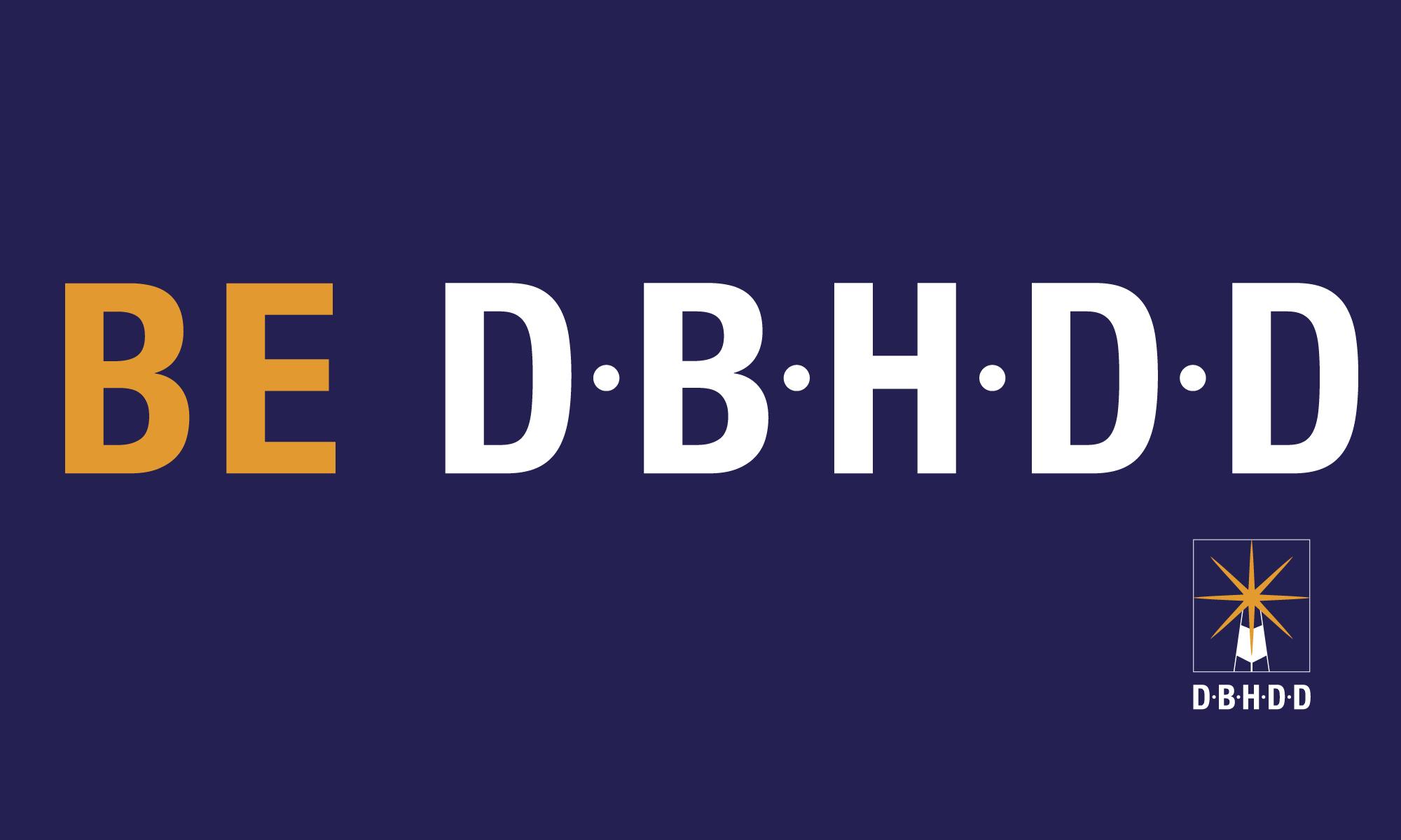 DBHDD Blog