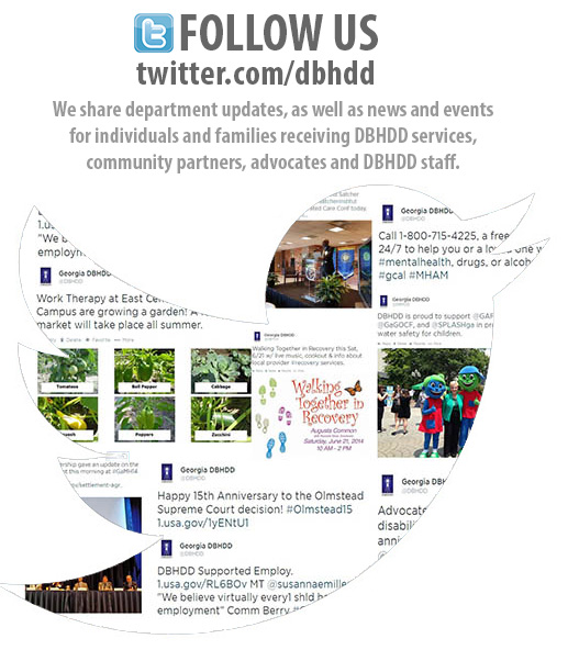 Follow dbhdd on twitter